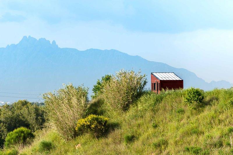 tiny house montagne