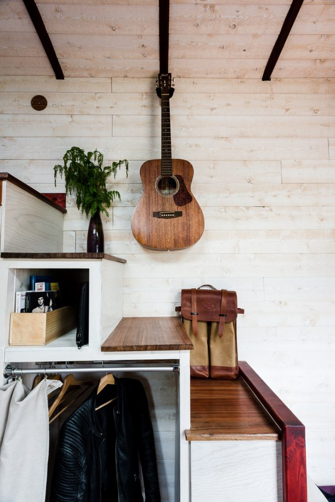 Interieur Tiny house