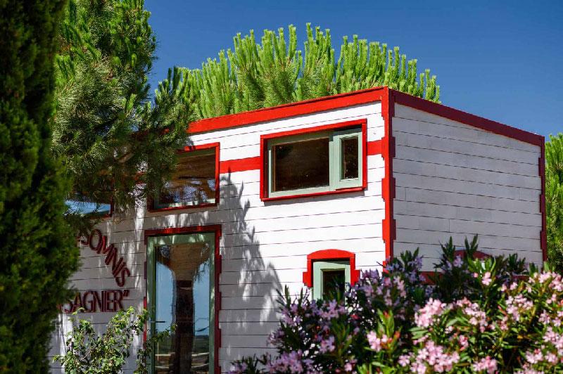 Une tiny house de Serena house